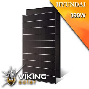 Hyundai 390 watt napelem